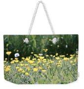 A Field Of Buttercups Weekender Tote Bag