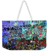 A Field Of Flowers Weekender Tote Bag