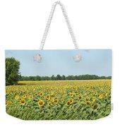 A Field Of Smiles Weekender Tote Bag