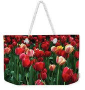 A Field Of Tulips Weekender Tote Bag