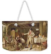 A Fine Attire Weekender Tote Bag by Charles Hunt