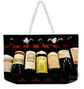 A Fine Selection Weekender Tote Bag