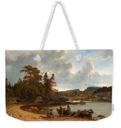 A Finnish Seascape Weekender Tote Bag