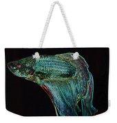 A Fish Called Poe 2 Weekender Tote Bag