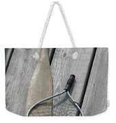 A Fisherman's Tools Weekender Tote Bag