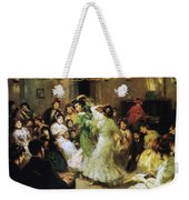 A Flamenco Party At Home Weekender Tote Bag