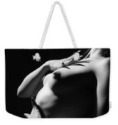 A Fleeting Moment Weekender Tote Bag
