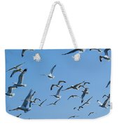 A Flock Of Seagulls Weekender Tote Bag