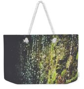 A Flowing Rock Weekender Tote Bag