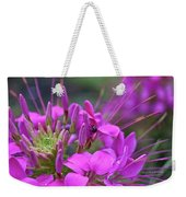 A Fly And A Flower Weekender Tote Bag