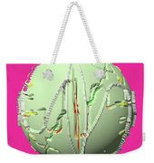 A Flying Object Weekender Tote Bag