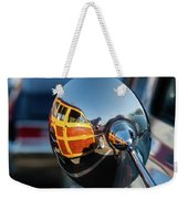 A Ford Woody Weekender Tote Bag