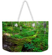 A Forest Stroll Weekender Tote Bag