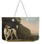 A Foxhound Weekender Tote Bag
