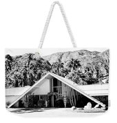 A Frame Bw Palm Springs Weekender Tote Bag