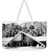 A Frame Bw Palm Springs Weekender Tote Bag