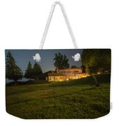 A Frank Lloyd Wright Home On Lake Champlain Weekender Tote Bag