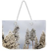 A Frosty Morning 2 Weekender Tote Bag