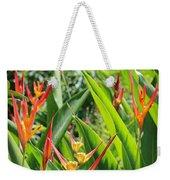 A Garden Paradise Weekender Tote Bag