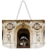 A Gate To The Opera  Weekender Tote Bag