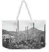 A Gathering Of Cacti Weekender Tote Bag