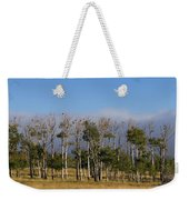 A Gathering Of Crows Weekender Tote Bag