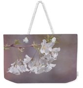 A Gentle Touch Of Spring Weekender Tote Bag