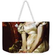 A Girl 1 Weekender Tote Bag
