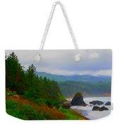 A Glimpse Of Oregon Weekender Tote Bag