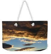 A Glorious End Of Day Weekender Tote Bag
