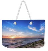 A Glorious Sunset At North Ponto, Carlsbad State Beach Weekender Tote Bag