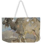 A Goat By Joseph Crawhall 1861-1913 Weekender Tote Bag