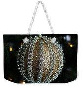 A Gold Orb-vertical Weekender Tote Bag