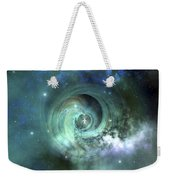 A Gorgeous Nebula In Outer Space Weekender Tote Bag by Corey Ford