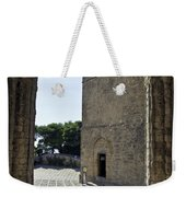 A Gothic View II Weekender Tote Bag