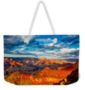 A Grand Canyon Sunset Weekender Tote Bag