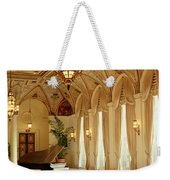 A Grand Piano Weekender Tote Bag