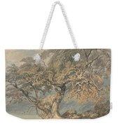 A Great Tree Weekender Tote Bag