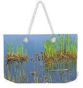 A Greening Marshland Weekender Tote Bag