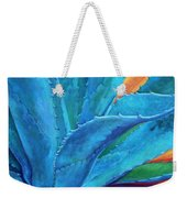 A Hand Out Weekender Tote Bag