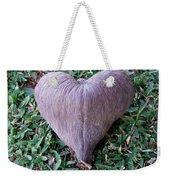 A Heart Never Dies Weekender Tote Bag