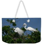 A Helping Beak Weekender Tote Bag