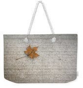 A Hint Of Autumn Weekender Tote Bag
