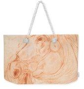 a Horse's Head Weekender Tote Bag
