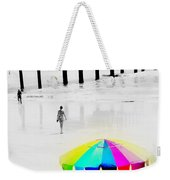 A Hot Summer Day Weekender Tote Bag