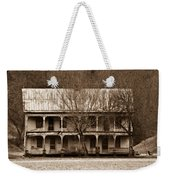 A House From The Past Weekender Tote Bag