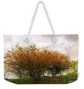 A Huisache Morning Weekender Tote Bag