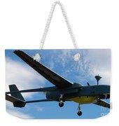 A Hunter Joint Tactical Unmanned Aerial Vehicle Weekender Tote Bag