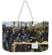 A Jungla From The Columbian National Weekender Tote Bag