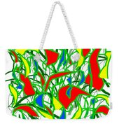 A Jungle Out There Weekender Tote Bag